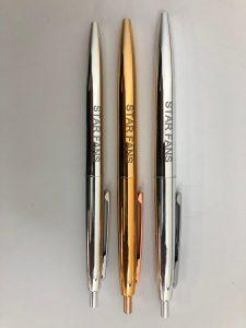 קציר גרף חריטת ליזר על עטים